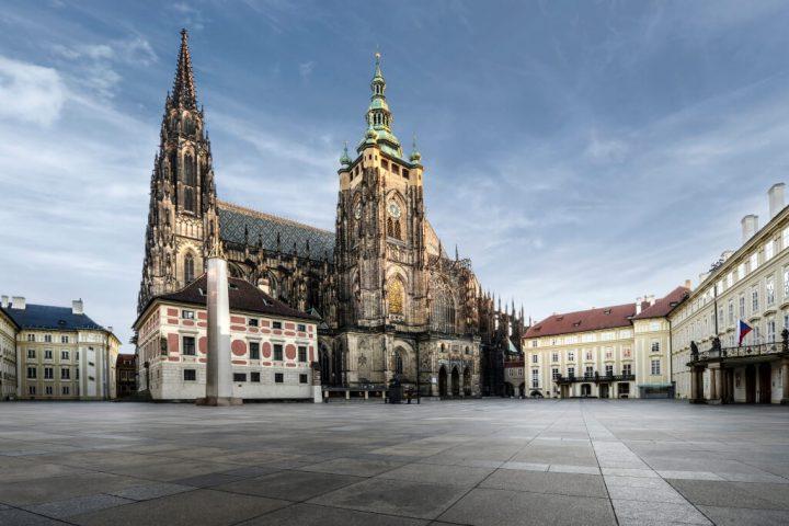 Prague Castle History Tour