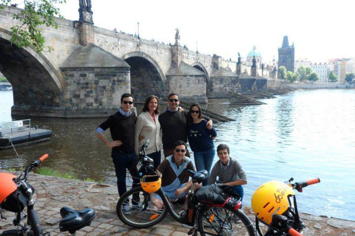 Charles Bridge History tour