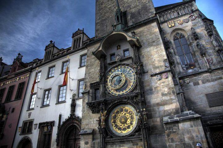 Astronomical Clock History Tour