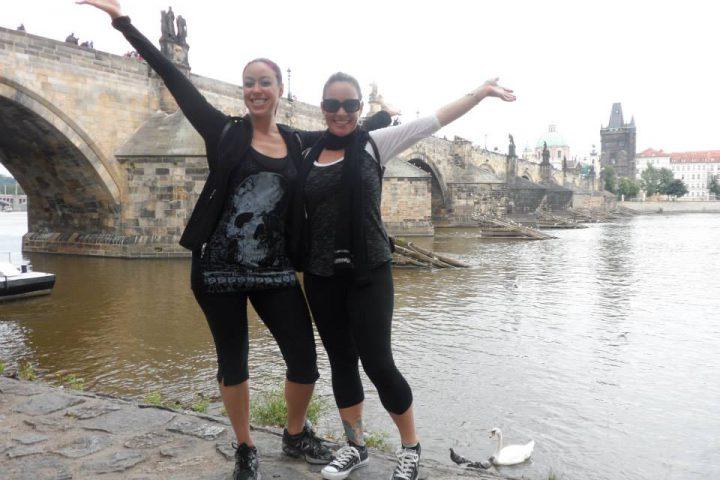 Vltava river private tour