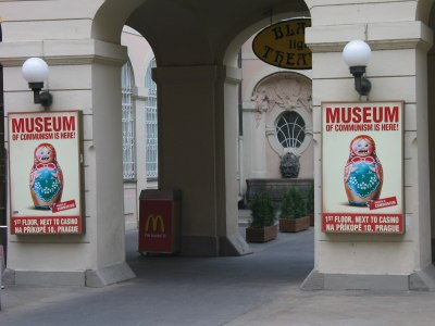 Museum of Communism with FREE entrance