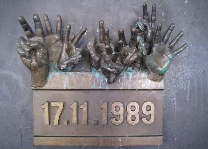 Velvet Revolution Memorial Communism & WWII Tour